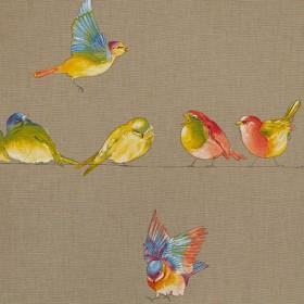 BIRDS / BEIGE