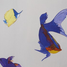 GLOWING FISH / CREME