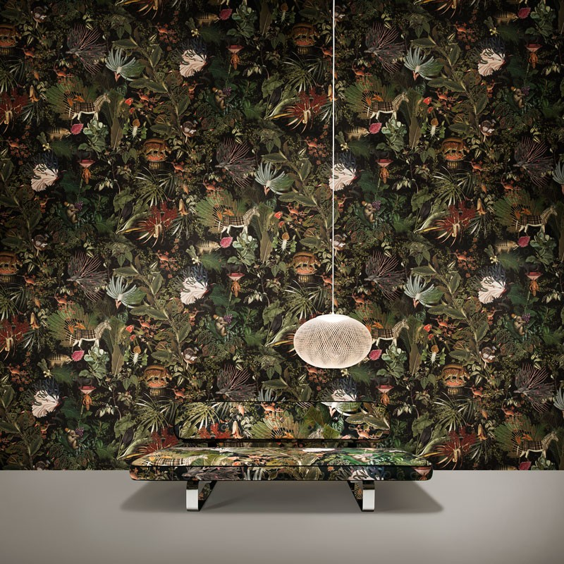MOOOI WALLCOVERINGS - EXTINCT ANIMALS