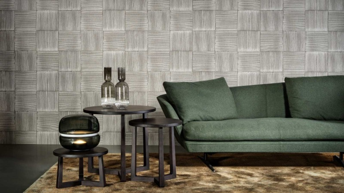 "NEW ""MODULAIRE"" WALLCOVERING COLLECTION BY ARTE"