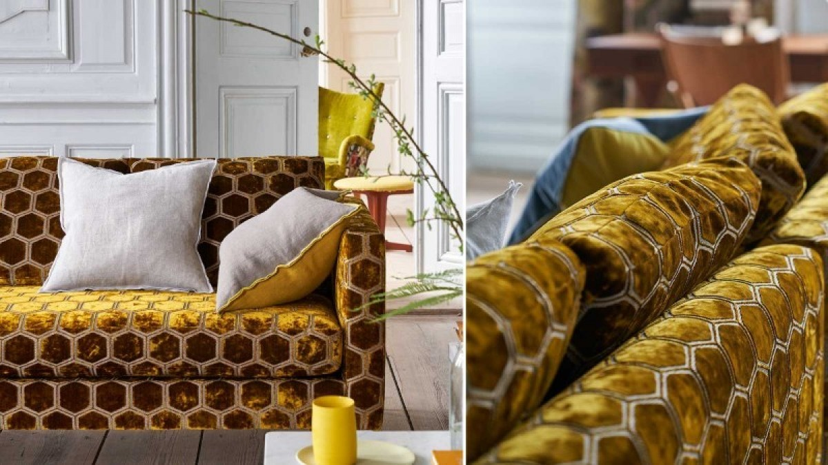 NEW MANIPUR DESIGNERS GUILD FABRIC COLLECTION