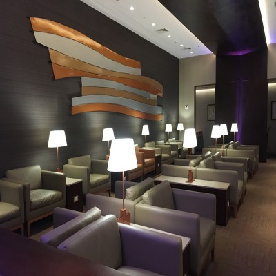 SUMAQ AND HANAQ VIP LOUNGES JORGE CHÁVEZ INTERNATIONAL AIRPORT